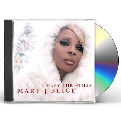 Mary J. Blige A Mary Christmas CD