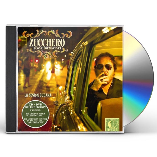 Zucchero SESION CUBANA CD