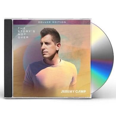 Jeremy Camp STORY'S NOT OVER CD