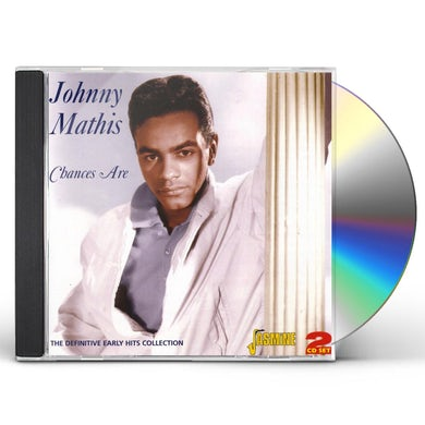 Johnny Mathis DEFINITIVE EARLY HITS CD