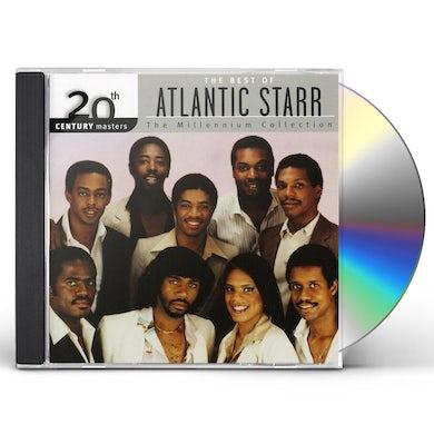 atlantic starr 20TH CENTURY MASTERS: MILLENNIUM COLLECTION CD