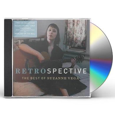 RETROSPECTIVE: THE BEST OF SUZANNE VEGA CD