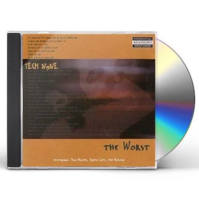 Tech N9Ne WORST CD