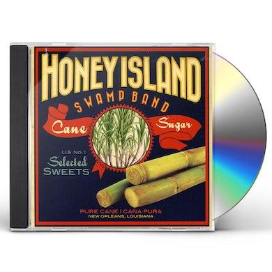 Honey Island Swamp Band CANE SUGAR CD