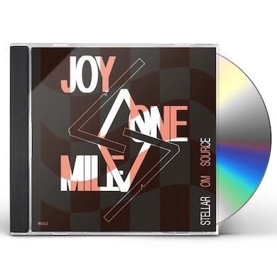 Stellar Om Source JOY ONE MILE CD