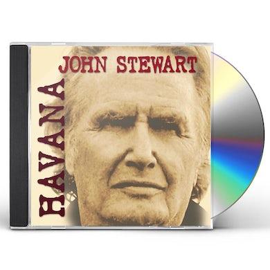 John Stewart HAVANA CD
