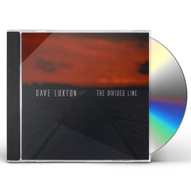 Dave Luxton DIVIDED LINE CD