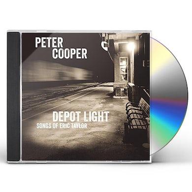 Peter Cooper DEPOT LIGHT: SONGS OF ERIC TAYLOR CD