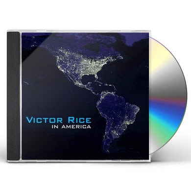 Victor Rice IN AMERICA CD