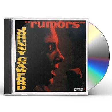 Johnny Crawford RUMORS CD