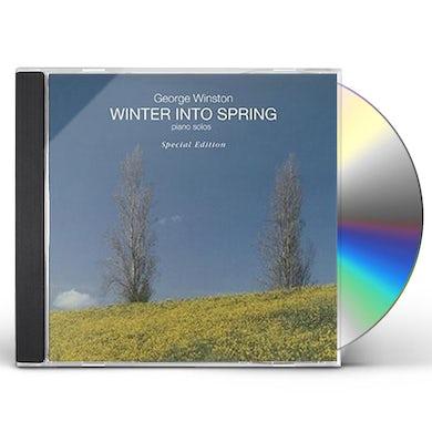 George Winston WINTER INTO SPRING CD