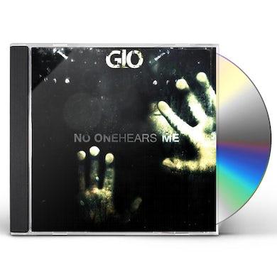 Glo NO ONE HEARS ME CD