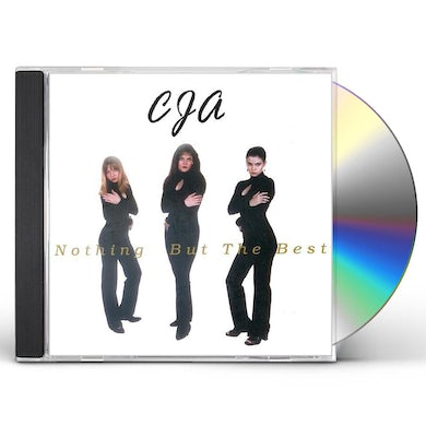 CJA NOTHING BUT THE BEST CD