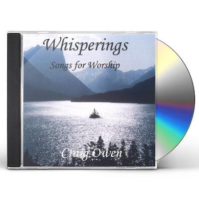 Craig owen WHISPERINGS CD