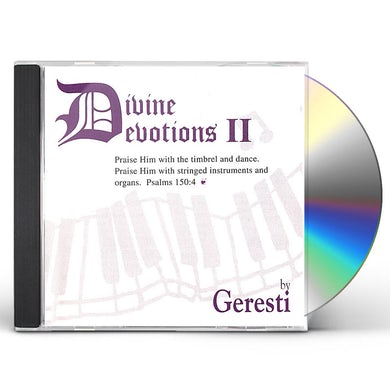Geresti DIVINE DEVOTIONS II CD