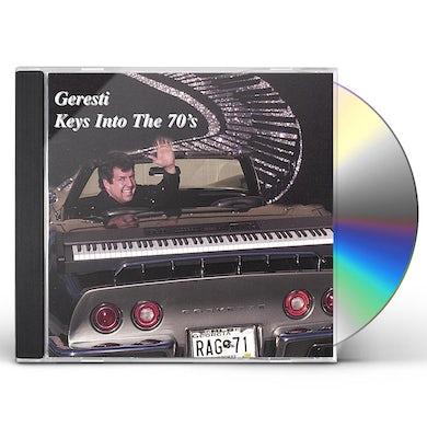Geresti KEYS INTO THE 70'S CD