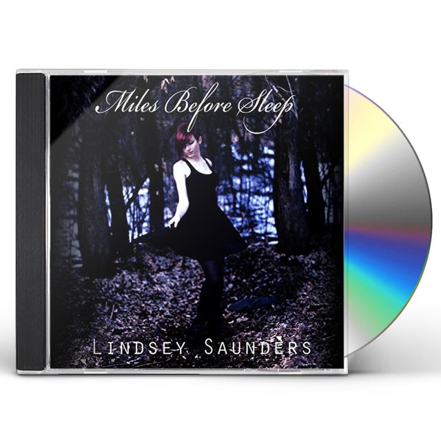 Lindsey Saunders MILES BEFORE SLEEP CD