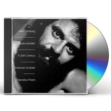 Allen Ginsberg KADDISH CD