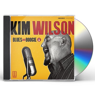 Kim Wilson BLUES & BOOGIE 1 CD