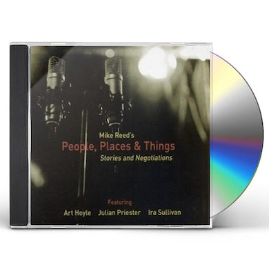 mike reed STORIES & NEGOTIATIONS CD