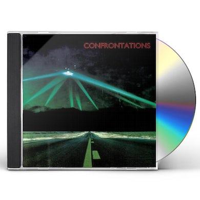 Umberto CONFRONTATIONS CD