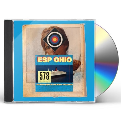 ESP OHIO STARTING POINT OF THE ROYAL CYCLOPEAN CD