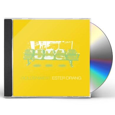 Ester Drang GOLDENWEST CD
