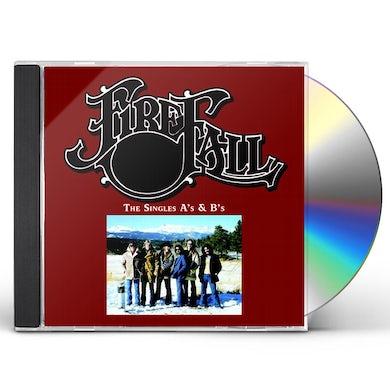 Firefall THE SINGLES A'S & B'S (2CD) (2017 REISSUE) CD