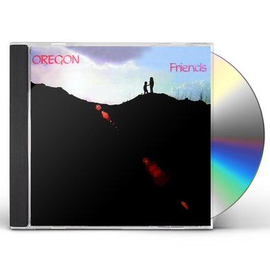 Oregon FRIENDS CD