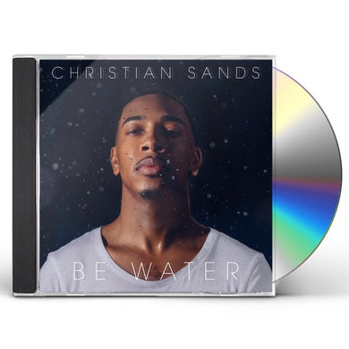 Christian Sands Be Water CD