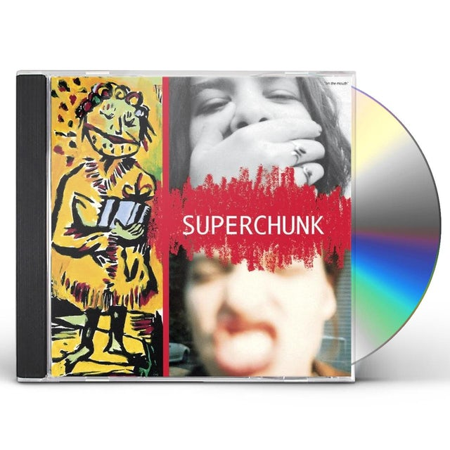 Superchunk ON THE MOUTH CD