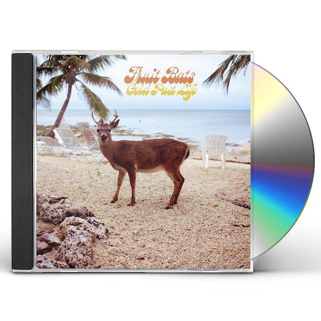 Fruit Bats GOLD PAST LIFE CD