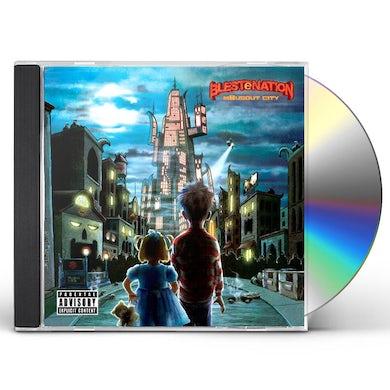 Blestenation MBUGOUT CITY CD