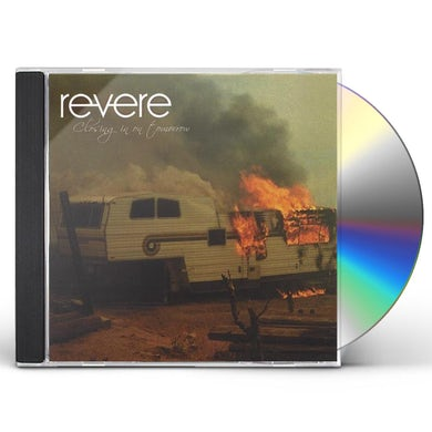 Revere CLOSING IN ON TOMORROW CD
