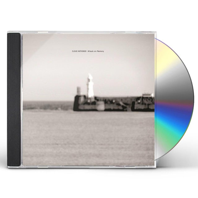 Cloud Nothings ATTACK ON MEMORY CD