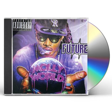 Future MOLLY WORLD CD