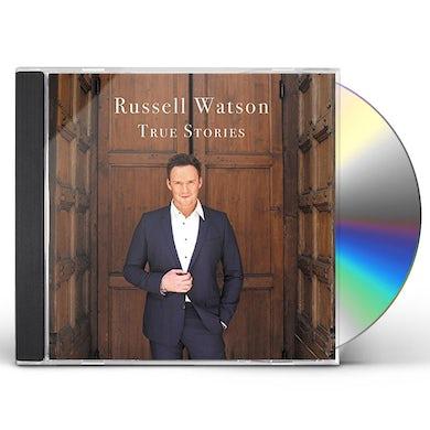 Russell Watson TRUE STORIES CD