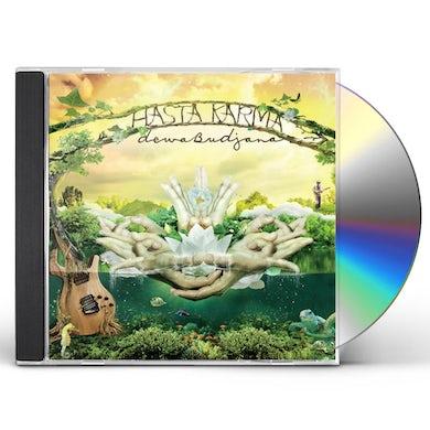 Dewa Budjana HASTA KARMA CD