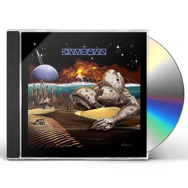 Caveman OTERO WAR CD