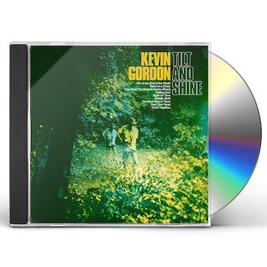 Kevin Gordon TILT & SHINE CD
