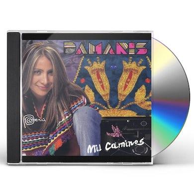 Damaris MIL CAMINOS CD