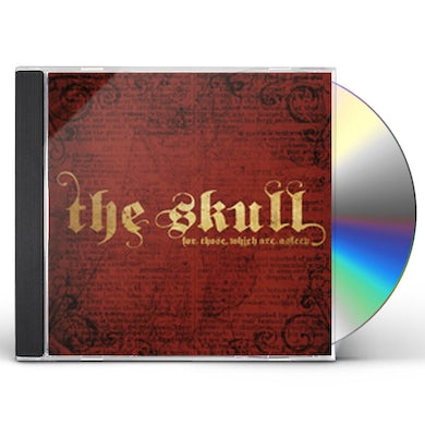 SKULL FOR THOSE WHICH ARE ASLEEP CD