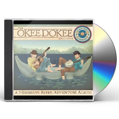 Okee Dokee Brothers Can You Canoe? CD