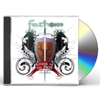 Fathom CREST OF THE BEST CD