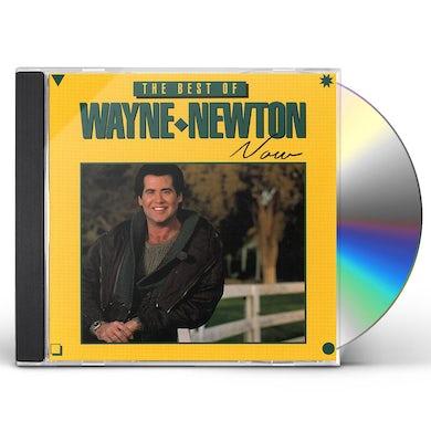 BEST OF WAYNE NEWTON NOW CD