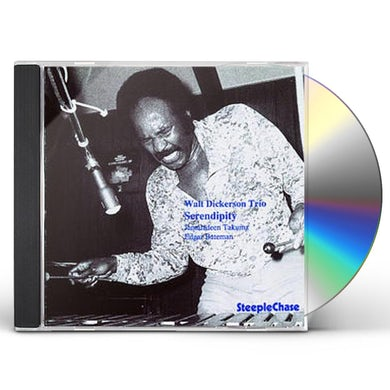 Walt Dickerson SERENDIPITY CD