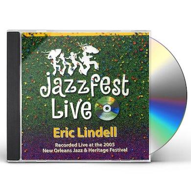 Eric Lindell JAZZ FEST 2005 CD