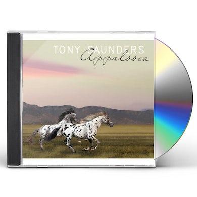 Tony Saunders APPALOOSA CD