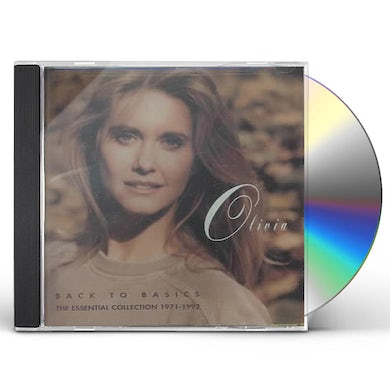 Olivia Newton John BACK TO BASICS: COLLECTION 1971-1992 CD