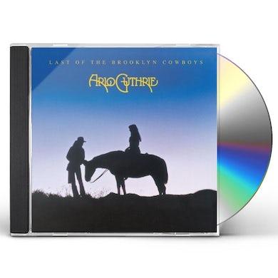 Arlo Guthrie LAST OF THE BROOKLYN COWBOYS CD